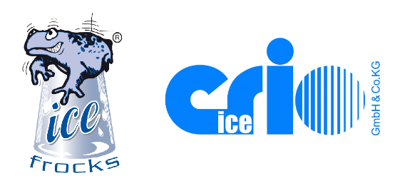 Crio ice ICEFROCKS Convenience Eis